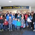 Apr 2012 - Concorde Visit
