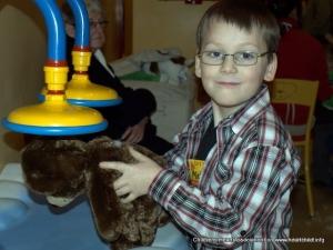 Childrens Heart Association  BAB 074