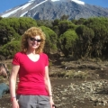Jan 2014 - Lilly Clough Climbing Kilimanjaro
