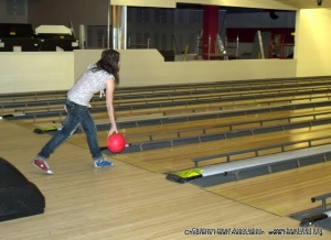 Childrens heart association bowling 068