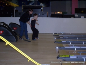 Childrens heart association bowling 070