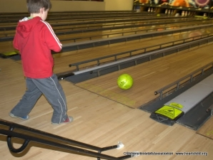 Childrens heart association bowling 102