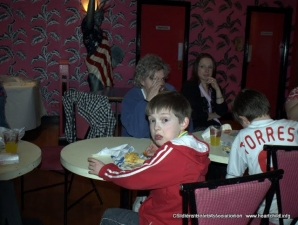 Childrens heart association bowling 125