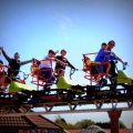 May 2014 - Flamingoland