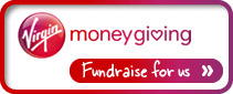 Fundraise for us using Virgin Money Giving