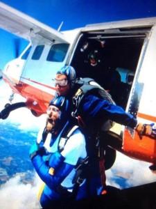 Derek skydive